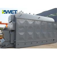 Quality 25T Chain Grate Steam Boiler For Smelting / Fertilizer ISO9001 Approval for sale