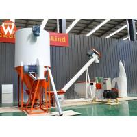Buy cheap Electric Poultry Processing Equipment , Birds Chicken Feed Processing Plant from wholesalers