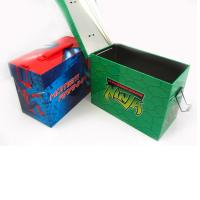 Quality Christmas Metal Lunch Box for sale