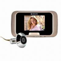 Quality Smart Peephole Viewer/Door Viewer, Anti Pry, Take Photo/Video Manually, Lowest Price for sale