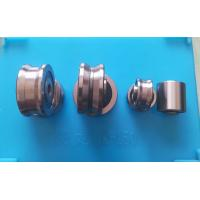 Quality LFR50/4NPP LFR50/4 2RS Track Roller Ball Bearing Chrome Steel Rubber Seal 4*13*7mm for sale
