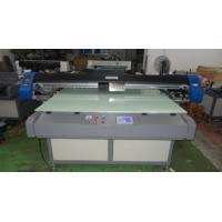Quality Automatic Epson Flatbed UV Printer 1700MM With CMYK Color for sale