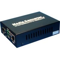 China 1.25Gbps Fiber Optic Media Converter LC For High Speed / Bandwidth Demanding Workgroups on sale