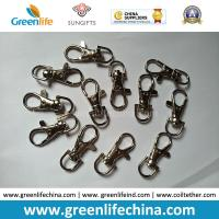 Quality High Quality Metal Nickle Thumb Trigger Snap Hooks 39MM Length 4.4G for sale