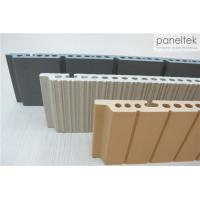 Quality Textured Terracotta Panel System300 - 1500mm Length With Earthquake Resistance for sale
