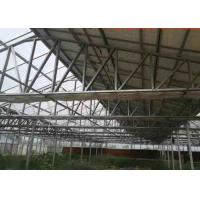 China Agricultural Solar PV System Multi Span Polycarbonate Sheet 3 - 10m Height on sale