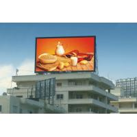 High Resolution P20mm Outdoor Full Color Led Display Boards With 4096 Pixel
