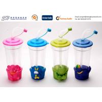 Quality 16OZ Plastic Drinking Cups with lids houseware for sale