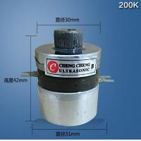 Quality Light Weight High Power Ultrasonic Transducer 200K High Frequency for sale
