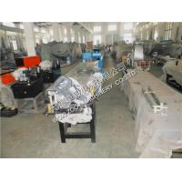 Quality Galvanized sheet Downspout portable Roll Forming Machine With Fly Saw Cutting for sale