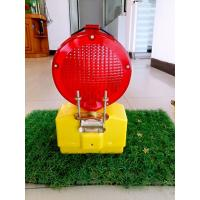 New Design Roadway Safety Traffic LED Warning Flashing Light For Traffic Cone