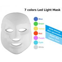 Best 7 Colors PDT LED Light Therapy Machine skin led face mask home use wholesale