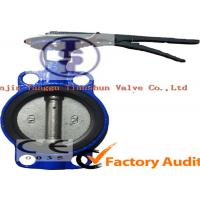 Quality Manual Cast Iron Butterfly Valve for sale