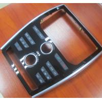 Center Control Stack Automotive Plastic Parts Moulding ABS Sub Gate Cold Runner