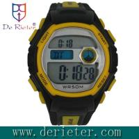 Buy 10 ATM waterproof Plastic watch band Alarm, Auto Date Digital Electronic Watch at wholesale prices