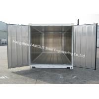 Quality Movable Cold Storage Walk In Freezer Decoration Portable Chilled Container for sale