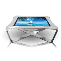 Quality Waterproof 10 Points Multi Touch Digital Signage All In One With Cold - Rolled Steel Housing for sale