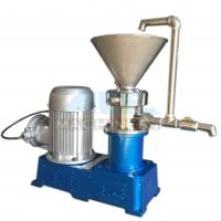 Quality ACE-65 Stainless Steel Chemical Industry Food Dairy Cosmetics Paint Laboratory Peanut Butter Walnut Grinder Colloid Mill for sale
