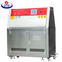 Quality Stainless Steel UV Lamp Testing Equipment 315 - 400nm Wavelength Easy Operated for sale