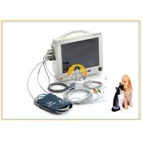 Quality ISO Standard Vet Patient Monitor 8 Waveforms 15X42X32CM Dimension for sale