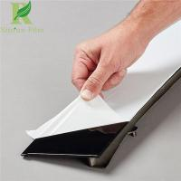 China 50 micro Customized Anti-Scratch PVC Profile Protective Film&Tape on sale