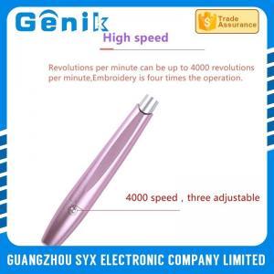 China Eyebrow Tattoo Pen Machine / Eyebrow Pencil Multi Function For Body Artist on sale