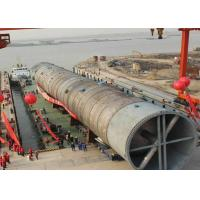 Quality 5000-20000 MM Length Pressure Vessel Stainless Stell Solvent Dehydration Tower for sale