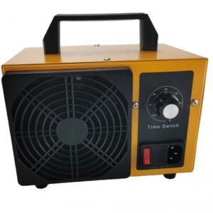 Quality Mini Ceramic Plate Portable Ozone Generator Ozone Deodorizer Machine For Car for sale