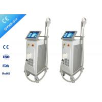 Buy cheap Permanent Diode Laser Hair Removal Machine 1-10hz Customized Language 1 Pulse from wholesalers