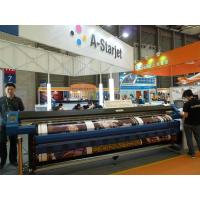 Quality 3.2M large Format Inkjet Printer with Two DX5 Heads A-Starjet 5L 1440dpi for sale
