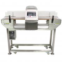 Quality 304 Stainless Steel Food Safety Detector , Meat / Bakery Metal Detection , HACCP Accreditation for sale
