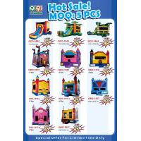 Quality Kids Inflatable Caslte Side Combo Wholesale for sale