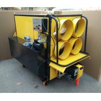 Buy cheap 200Kw Waste Oil Heater Efficiency In Construction Site Playground Tunnel from wholesalers
