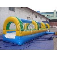 Quality Budge Inflatable Water Slip N Slide for sale