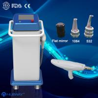 Quality Multifunctional Q-switched Nd-Yag Laser Tattoo Removal Machine/Skin Rejuvenation for Sales for sale