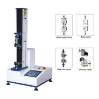Quality Electronic Lab Testing Equipment Multiple Clamps Force And Elongation Display for sale