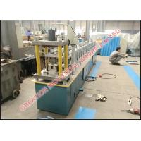 Quality Corrugated C Shape Stud and U Shaped Track Panel Roll Forming Machinery with 3 Tons Decoiler for sale