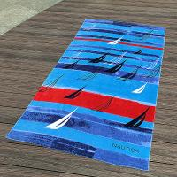 Best Teens Surf Shark Beach Towel Nice Water Absorption For Holiday Gift wholesale