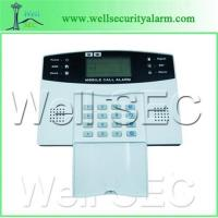 Quality A New GSM Wireless LCD Alarm System,WL1014 for sale