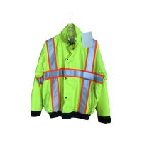 Buy cheap No Pilling Work Coats And Jackets , Safety No Fading Industrial Work Jacket from wholesalers