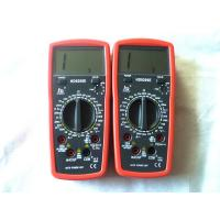 Best Professional Handheld Digital Multimeter Low Power Display Data Holds Test wholesale
