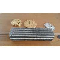 Quality Heat exchanger with shell and tube design for industrial oil cooler for sale