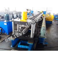Quality New design 2 Waves Guardrail Roll Forming Machine, more steady, more efficient for sale
