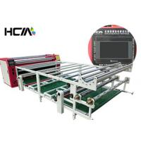 Quality Touch Screen Panel Dye Sublimation Machine Multicolor Scarf Printing Machine for sale