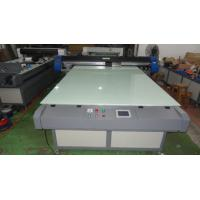 Quality 1.8M UV Flatbed Printer in Glass Surface to Print Plate Materials in A0 A1 A2 A3 size for promoting for sale