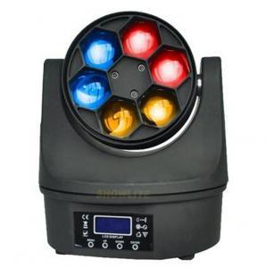 Quality Led Beam Mini LED RGBW Moving Head Light Sharpy Effect beam light 6*10W Effect Par can RGBW Moving head light for sale