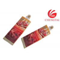 Quality Mini Nozzle Spouted Pouches For Chocolate Jam And Syrup Candy Packaging for sale