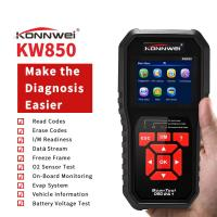China OBDII/EOBD Code Reader Auto Engine Analyzer KW850 AUTEL Foxwell NT301 NT630 NT530 NT520 NT201 LAUNCH CAN on sale