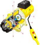 Quality 10T hydraulic winch for sale