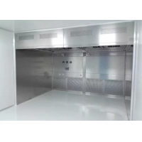 Quality Class 100 Clean Room Weighing Booth With PLC Control System for sale